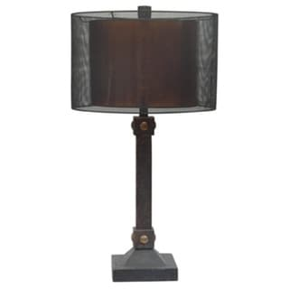 Montana Copper Bronze 31-inch Table Lamp