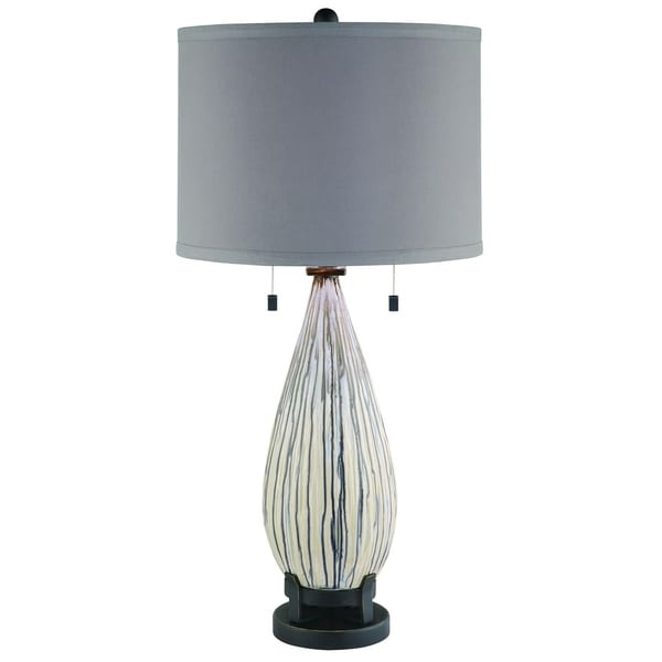 Mason Drip 32.5-inch Table Lamp