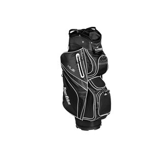 Tour Edge Hot Launch 3 Cart Bag, Black