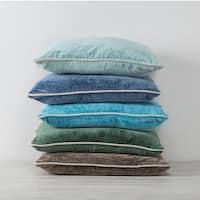 Porch & Den Montclair Velvet 18-inch Throw Pillow