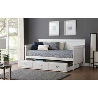 Acme Bailee Daybed with Trundle in White