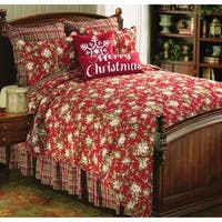Magical Midwinter Cotton Quilt Set