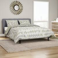 Carson Carrington Harstad Grey Duvet Cover Set