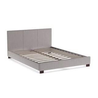 Porch & Den Cordova Contemporary Upholstered Platform Bed