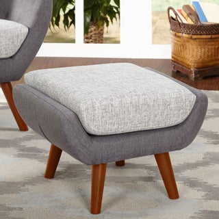 Carson Carrington Tonsberg Grey Ottoman