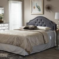 Laurel Creek Payton Modern Upholstered Headboard