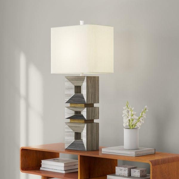 Carson Carrington Vestmannaeyjar Table Lamp