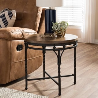 Wondrous Buy Walnut Finish Coffee Console Sofa End Tables Online Spiritservingveterans Wood Chair Design Ideas Spiritservingveteransorg