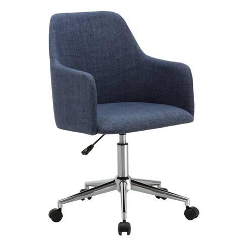 Carson Carrington Gagnef Grey Modern Office Chair