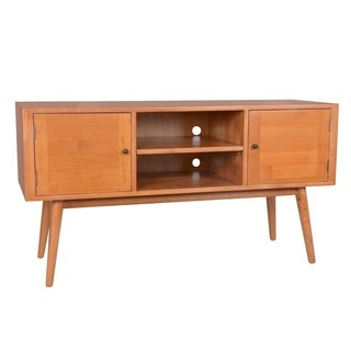 Carson Carrington Sater Mid-century 2-door Media Console