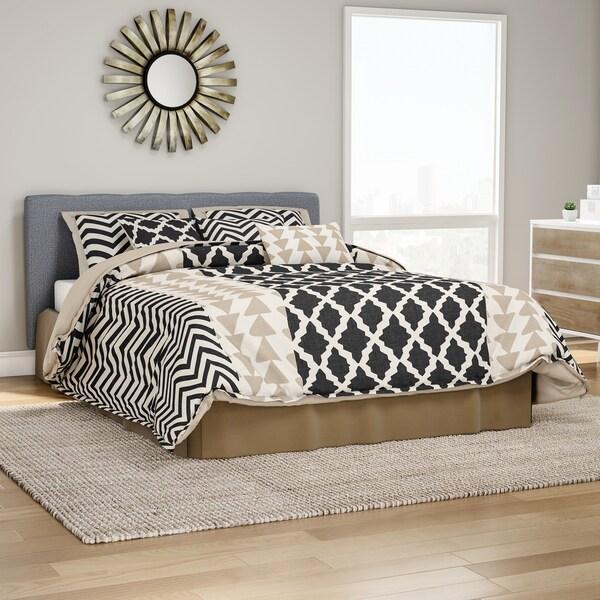 Carson Carrington Verdalsora 7-piece Reversible Comforter Set