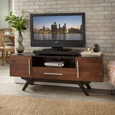 Carson Carrington Arendal Mid-century TV Stand