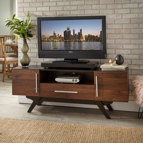 Carson Carrington Arendal Mid-century Modern TV Stand