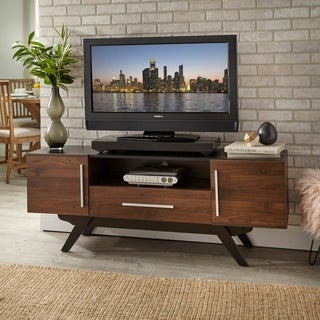 Carson Carrington Arendal Mid-century TV Stand (2 options available)