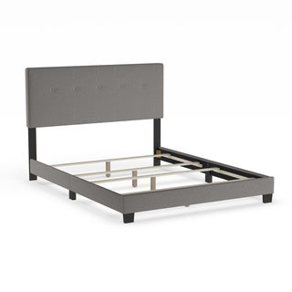 Porch & Den Desota Contemporary Upholstered Bed