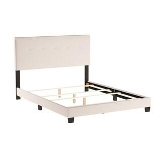 Porch & Den Desota Contemporary Upholstered Bed