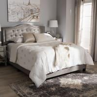 Laurel Creek Sterling Contemporary Upholstered Bed