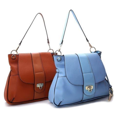 Rosewand Women's 'Aney' Satchel Bag
