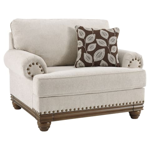Harleson Traditional Oversized Chair