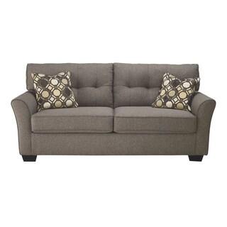 Tibbee Slate Gray Full Sofa Sleeper