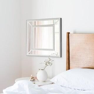 Bijou Accent Mirror - Silver