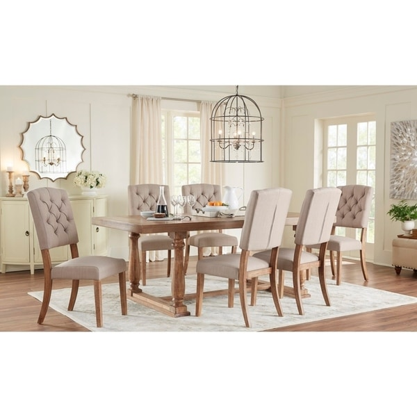 Shop Lifestorey Heritage Dining Set On Sale Free Shipping Today Awesome Heritage Dining Room Furniture Decoration