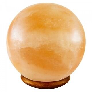 Himalayan Crystal Pink Salt Lamp Decorative Ball Shape Table Lamp