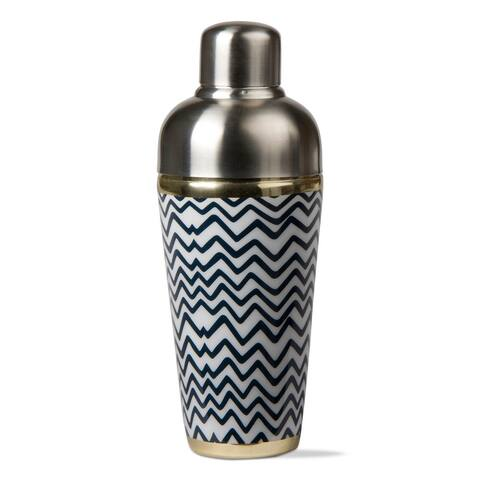TAG Waves Cocktail Shaker