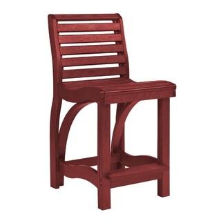 C.R. Plastics St. Tropez Counter Chair (More options available)