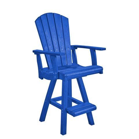 C.R. Plastics Generation Pub Arm Chair