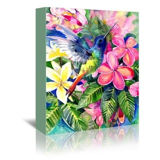Americanflat 'Hummingbird Nersisyan 2' Gallery Wrapped Canvas (4 options available)