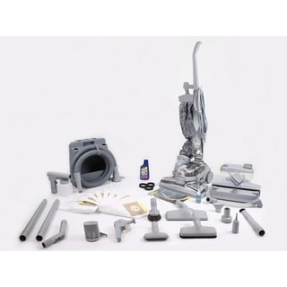 Reconditioned Diamond Kirby Vacuum Cleaner Upright loaded with tools shampooer 5 Year Warranty