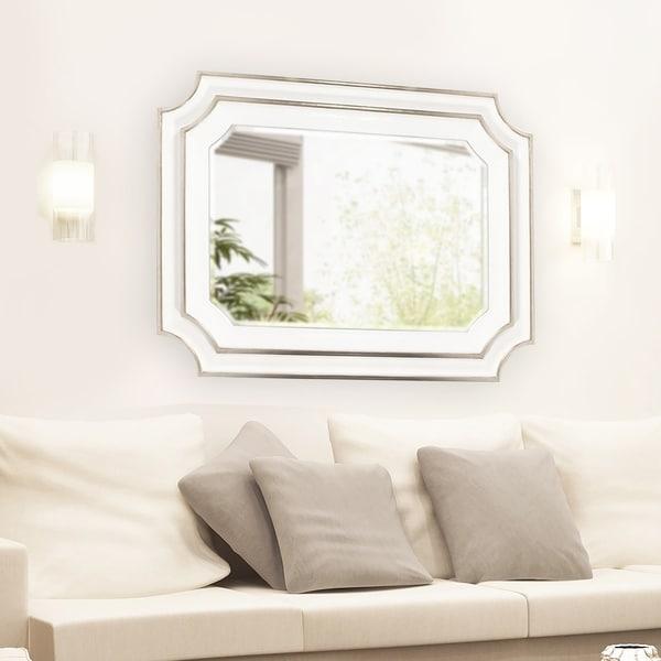 Dante Mirror - White - A/N