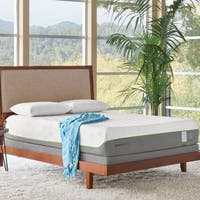 TEMPUR-Flex Supreme Breeze 11.5-inch Medium Queen-size Mattress