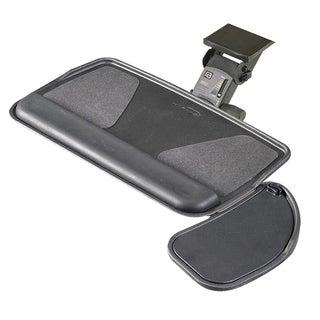 RightAngle Myriad Keyboard Tray & Swivel Mouse Platform, FastAction Arm