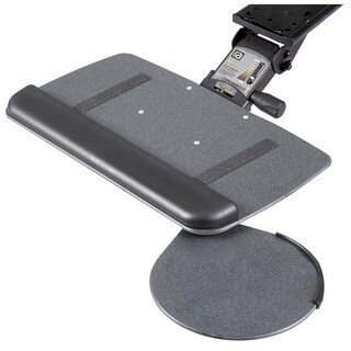 RightAngle Myriad Junior Keyboard & Swivel Mouse Tray, FastAction Precision Arm