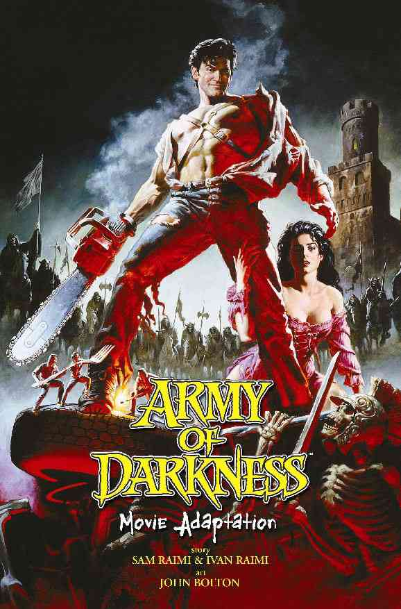 Army of Darkness Movie Collection (Hardcover)