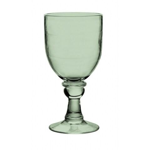 18.4 Oz Cordoba Goblet Recycled Green