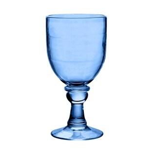 18.4 Oz Cordoba Goblet Soft Blue