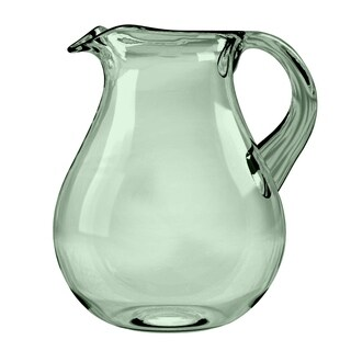 116 Oz Cordoba Belly Pitcher Recycled Green