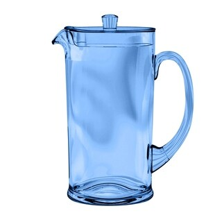 78 Oz Cordoba Pitcher W/ Lid Soft Blue