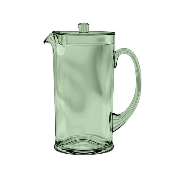 78 Oz Cordoba Pitcher W/ Lid Recycled Green