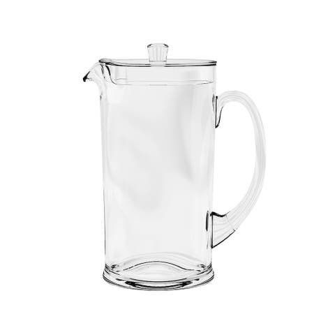 78 Oz Cordoba Pitcher W/ Lid Clear