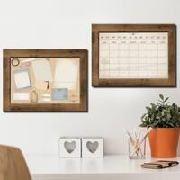 R2H Methods 'Natural Venture' Dry Erase Planner & Calendar Set on ArtPlexi