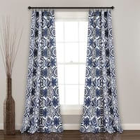 "Lush Decor Marvel Room Darkening Window Curtain Panel Pair - 52""W x 84""L"