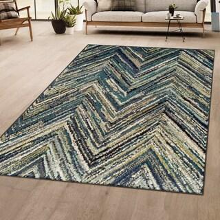 Superior Designer Avril Area Rug (5' X 8') - 5' x 8'