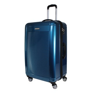 World Traveler 28-Inch Lightweight Hardside Spinner Upright Suitcase