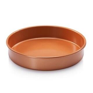 """Copper Nonstick Bakeware Baking Round Cake Pan 6.5"""""""