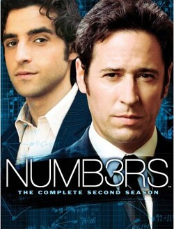 Numb3rs: Season 2 (DVD)