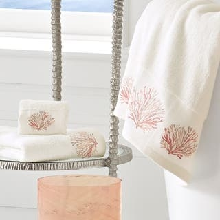 Anali Embroidered Bath Towels 25% Off Sale